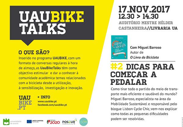 UauBikeTalks - #2 Dicas para começar a pedalar